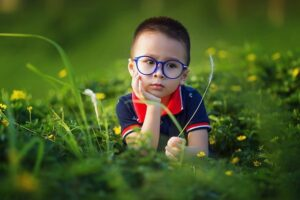 Frame Selection In Paediatric Spectacle Dispensing