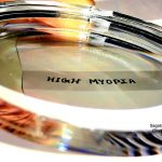HIGH MYOPIA AND SPECTACLE LENSES