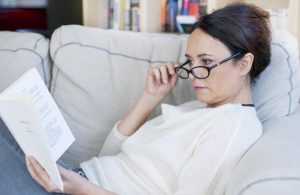 Symptoms & sign of Presbyopia